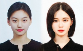 Son hồng, cam tươi vẫn luôn bị hắt hủi là sến nhưng nhìn ảnh thẻ của idol Hàn bạn sẽ hiểu chúng có công lớn thế nào