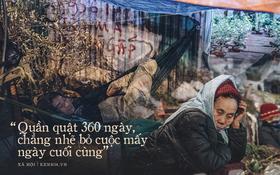 """Những người nông dân chong lều canh đào, quất giữa cái lạnh 14 độ C của Hà Nội: """"Như đánh một canh bạc, bại nhiều hơn thắng"""""""