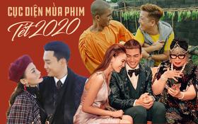 Phim Tết 2020 thiếu hẳn tiếng cười, Trường Giang hay Ninh Dương Lan Ngọc đều là quái vật phòng vé nhưng vẫn khó ai có thành tích trăm tỷ?