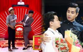 """Nguyên Khang đọc nhầm Quán quân, Trấn Thành bị tát... là loạt sự cố """"để đời"""" của TV Show Việt năm 2019"""