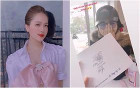 Bạn gái tin đồn của Quang Hải khoe nhận được thiệp cưới Văn Đức - Nhật Linh: Dàn khách mời khủng hé lộ từ đây?