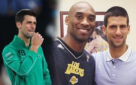 Bật khóc khi được hỏi về Kobe Bryant, Novak Djokovic tiết lộ tình bạn thân thiết hơn 10 năm cùng huyền thoại bóng rổ quá cố