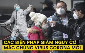 Tổ chức Y tế Thế giới và Bộ Y tế đưa ra các biện pháp phòng chống lây nhiễm virus corona, bảo vệ bản thân và những người xung quanh