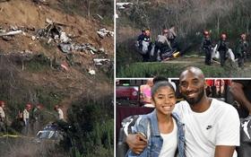 Ám ảnh trước âm thanh cuối cùng của chiếc trực thăng chở bố con Kobe Bryant: Tăng giảm độ cao đột ngột trước khi va chạm vào vách núi