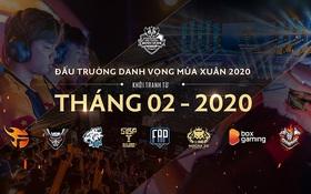 Đánh giá sức mạnh Đấu trường Danh vọng mùa Xuân 2020: Bắc - Nam tranh đấu, top 4 rực lửa!