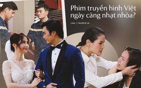 """""""Chất"""" phim truyền hình Việt dần nhạt nhòa: Lỗ hổng trong nỗ lực đổi gu khán giả?"""
