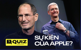 """Sự kiện Apple ra mắt iPhone 12 sắp diễn ra, fan nhà Táo thử xem bạn biết gì về ngày hội """"siêu to khổng lồ"""" này?"""