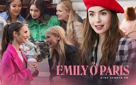 """Bạn cần gì """"mang não"""" khi xem Emily Ở Paris, đôi khi chúng ta chỉ cần thứ gì đó phù phiếm vui vẻ vì cuộc đời ngoài kia vốn """"đau não"""" lắm rồi!"""