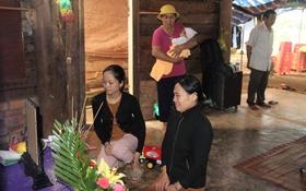 Vợ công nhân tử nạn ở Rào Trăng 3 bị đối tượng xấu lừa đảo, chiếm đoạt 100 triệu tiền nhà hảo tâm ủng hộ