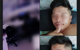 """""""Tai nạn nghề nghiệp"""": Trộm điện thoại rồi ung dung selfie mà không biết bị gửi về chính chủ, thanh niên khiến dân mạng cười nghiêng ngả"""