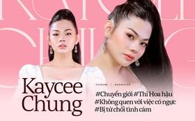 Người đẹp Kaycee Chung (Hoa hậu Chuyển giới): Làm VJ Rap Việt nhưng liên tục bị bắt nạt, miệt thị trên mạng xã hội