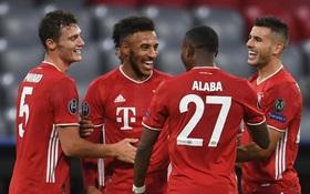 Bayern Munich hủy diệt Atletico 4 bàn không gỡ