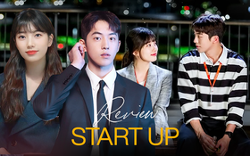 Start Up: Suzy diễn lên tay bất ngờ lại thêm nam phụ hợp cạ nên Nam Joo Hyuk ra rìa cũng phải!