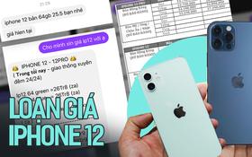 """Thị trường iPhone 12 xách tay tại Việt Nam đìu hiu, con buôn chủ yếu đang thăm dò """"thượng đế"""""""