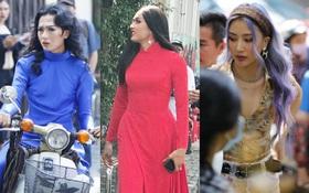 """Workshop Hoa hậu chuyển giới VN 2020: Quỳnh Anh Shyn nổi bần bật, dàn thí sinh lên đồ """"chặt chém"""", vấp ngã hàng loạt vì guốc cao"""