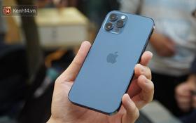 Trên tay iPhone 12 và iPhone 12 Pro tại Việt Nam