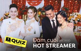 """Thử trổ tài """"biết tuốt"""" về ngày vui của Xemesis và loạt streamer Việt đình đám khác!"""