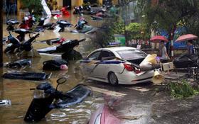 Nhìn lại những cơn bão với sức tàn phá kinh hoàng, được so sánh mạnh tương đương bão số 9 năm nay tại Việt Nam