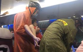 Đà Nẵng sơ tán khẩn cấp 400 hộ dân dưới chân núi Ngũ Hành Sơn ngay trong đêm trước giờ bão số 9 đổ bộ