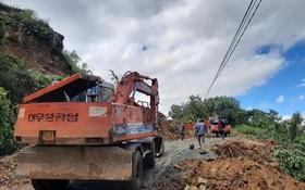 Vụ sạt lở làm hơn 50 người bị vùi lấp ở Quảng Nam: Cả nhà Bí thư xã Trà Leng hiện đang mất tích, đã tìm thấy 16 thi thể