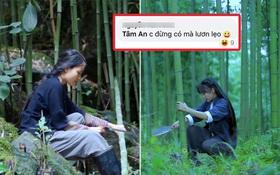 """Netizens tiếp tục tố Bếp Trên Đỉnh Đồi """"chị đừng có mà lươn lẹo"""" khi đăng bài 1 đằng, ảnh 1 nẻo nhưng sự thật là gì?"""