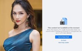 Diễn biến drama Hương Giang và antifan: Group công kích đã tạm khoá, nàng Hậu có động thái ngăn chặn thiệt hại