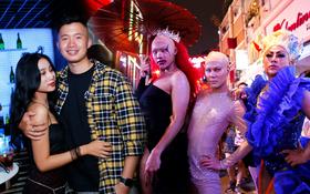 Dân chơi Sài Gòn lên đồ quẩy Halloween: Xấu đẹp gì tầm này ai lồng lộn giật spotlight mới là đỉnh
