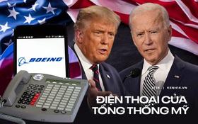 """Khám phá những chiếc điện thoại """"hàng thửa"""" của các Tổng thống Mỹ"""