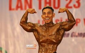 Trình diễn vô cùng ấn tượng trên nền nhạc Bigcityboi, huyền thoại Phạm Văn Mách xuất sắc giành HCV 60kg vô địch quốc gia