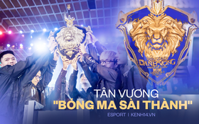 Bạn biết gì về Saigon Phantom, đương kim vô địch ĐTDV mùa Đông 2020?