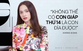 """Hương Giang: """"Mọi người mong chờ gì việc nghe nhạc ở một MV drama dài 12 phút""""?"""