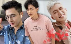 Nhân Valentine, dàn hot boy TV Show Việt cùng nhau chúc dân F.A nhanh thoát ế!