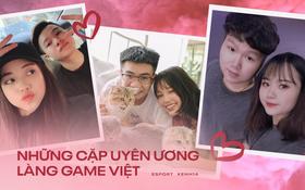 Trai tài gái sắc làng game Việt cùng nhau đón Valentine cực ngọt, nhìn thôi đã phải trầm trồ, gato!