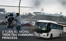 Hai tuần bị cách ly của Diamond Princess: Từ du thuyền xa hoa trở thành 'ổ dịch' virus corona lớn thứ nhì thế giới