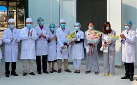 """Thêm 2 bệnh nhân nhiễm Covid-19 ở Vĩnh Phúc được xuất viện: """"Đã hoàn thành phác đồ điều trị, nhưng vẫn phải được theo dõi thêm"""""""