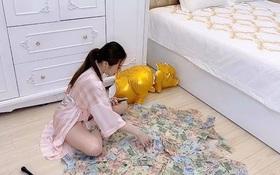 """Chị nhà người ta tặng em gái 49 cây vàng và 2,5 tỷ hóa ra lại là hot girl Sài Gòn từng """"đập heo đất 1 lần ra luôn 3 tỷ"""""""