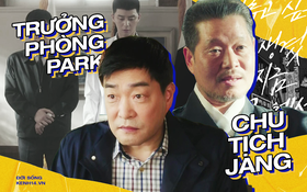 """2 ông bố của """"Tầng lớp Itaewon"""": Người dạy con sống tử tế, kẻ dạy con thành người thừa kế"""
