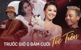 1 ngày trước đám cưới của Tóc Tiên - Touliver trên Đà Lạt: Cố giữ kín nhưng các khách mời check-in chuẩn bị kiểu này thì lộ từ vòng gửi xe!
