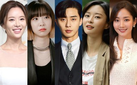 Reviewing the actresses who co-starred with Park Seo Joon, everyone is beautiful and good acting