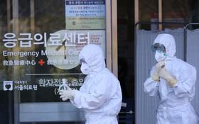 """Nóng: Đã có 82 người nhiễm virus corona tại Hàn Quốc, 23 trường hợp từ bệnh nhân """"siêu lây nhiễm"""""""