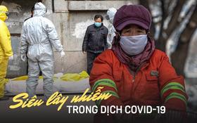 """Bệnh nhân """"siêu lây nhiễm"""" thực sự là gì và mối nguy họ mang lại khi dịch virus corona Covid-19 đang lây lan?"""