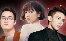 """Min - Erik - Khắc Hưng bất ngờ tái hợp, tung phiên bản """"Ghen"""" mới toanh để tuyên truyền đẩy lùi dịch Corona!"""