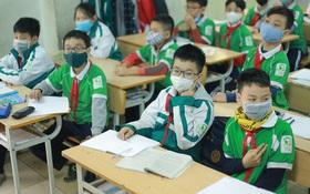 Chính thức: Học sinh Hà Nội đi học trở lại từ 2/3
