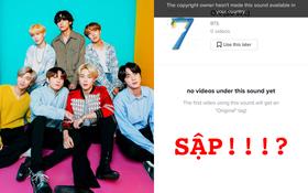 HOT: 4 giờ sáng ARMY còn chưa ngủ, thức chỉ để canh audio teaser 30 giây bài mới của BTS mà vào tới nơi... sập app?