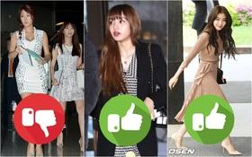 Style lên đồ đi ăn cưới của sao Hàn: Người bị chê vô duyên lố bịch, người lại được khen tới tấp đáng học hỏi