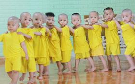 Cuộc sống hiện tại của 110 đứa trẻ bị bố mẹ bỏ rơi ở mái ấm Đức Quang sau khi bé Đức Lộc về với cửa Phật