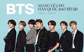Làm thế nào BTS mang về 4,65 TỈ USD cho nền kinh tế Hàn Quốc trong 1 năm: Câu trả lời nằm ở cộng đồng fandom tỉ đô trên toàn thế giới