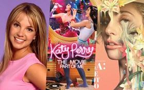 """Cày xong MISS AMERICANA của """"Rắn chúa"""" Taylor Swift, đừng bỏ lỡ 7 phim tài liệu về các """"nữ hoàng"""" nhạc Pop hay không kém sau"""
