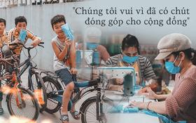 Một phụ huynh ở Hà Nội bỏ hơn 200 triệu may 40.000 khẩu trang phát miễn phí cho bà con và những điều tử tế tiếp nối