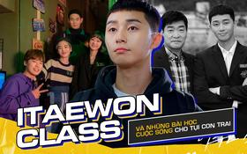 Tầng Lớp Itaewon - Bộ phim đắt giá về những bài học cuộc sống cho hội con trai